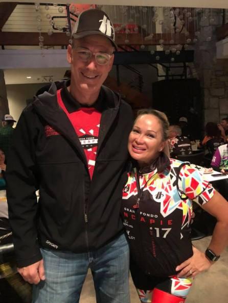 #LisaChristiansen #DrLisaChristiansen #HincapieFamily #HincapieCyclingSociety #GranfondoHincapie #YeahThatGreenville#RideHincapie